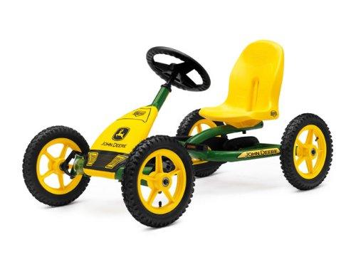 BERG Toys 24.21.24.00 John Deere Buddy Pedal Go Kart