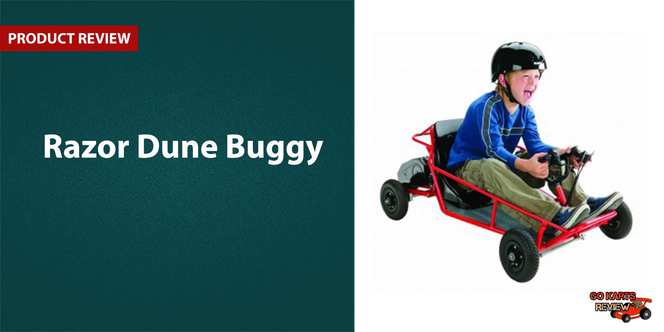 Razor Dune Buggy